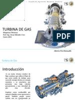 Turbinas de  Gas