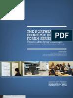 Northeast Ohio Economic Inclusion Forum Phase One White Paper