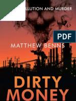 Dirty Money by Matthew Benns Sample Chapter