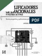 Antonio Pertence Junior - Amplificadores Operacionales y Filtros Activos