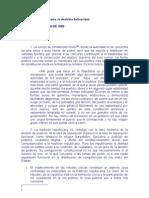Doctrina Bolivar Ian A en La Crbv