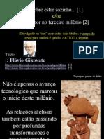 Flavio Gikovate (Sawabona Shikoba - Revisado)
