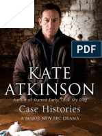 Case Histories by Kate Atkinson Sample Chapter