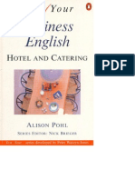 Test Your Business English - Hotel and Catering