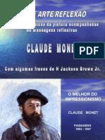 Claude Monet ado
