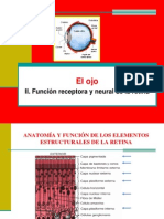 Clase16-El Ojo II Funcion de La Retina
