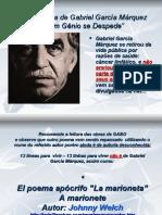 GabrielGarcíaMárquez e Textos Apócrifos