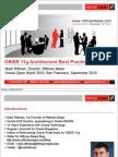 OBIEE 11gR1 Architecture Best Practices & New Features