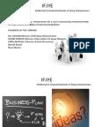Intellectual & Financial Inclusion of Young Entrepreneurs