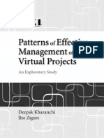 Patterns Virtual Projects