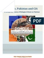 Dengue, CIA and Pakistan