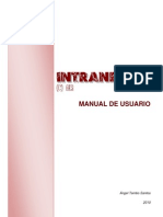 Intranet-manual de Usuario