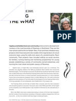 Ngahau and Debbie Davis — Making the What