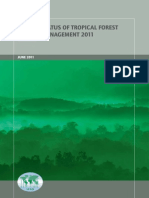 Status of Tropical Forest Management 2011