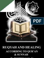 Ruqyah and Healing