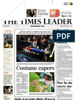 Times Leader 10-31-2011