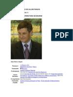 Jandarmul Bursei de Valori Franta