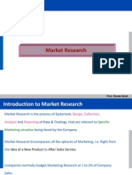 CB - Session 14 - Market Research