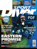 Sport Diver Magazine UK - June 2011