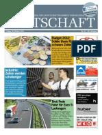 Die Wirtschaft 28. Oktober 2011