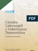 Cátedra de liderazgo ESADE