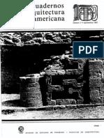 1985c, Cuadernos de Arquitectura Mesoamericana num. 5