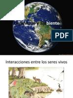 Organismo y Ambiente I