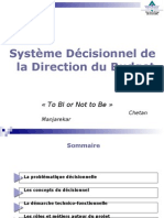 Système Décisionnel de la Direction du Budget