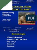 Power System Harmonics GE