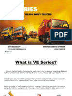 Fuel Efficient Heavy Duty Trucks