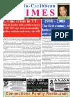 Indo-Caribbean Times January 2008