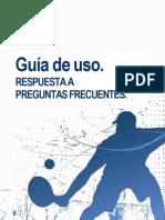 Guia de Uso Padel Reto.
