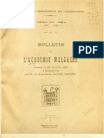 Bulletin de l'Académie Malgache IV - 1918-19