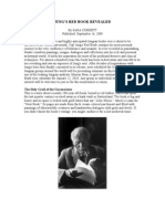 Jung's Red Book, Article