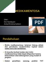 Rinitis Medikamentosa Ppt