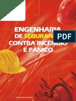 Livro Engenharia de Seguranca Contra Incendio e Panico - Ivan Ricardo Fernandes CB PR
