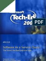 Microsoft Saas Good Webinar