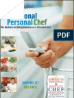 Professional Personal Chef