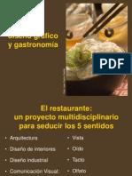 Diseño Gráfico y Gastronomía