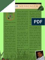News Letter November 2011