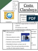 Cesto Claraboya