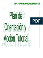 Plan de Orientacion y Accion Tutorial