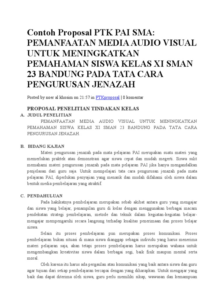 Download Ptk Pai Sma