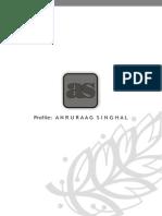 Anuraag S Profile