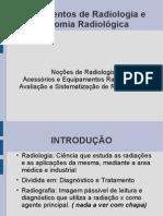 Apresentação - Tecnica e Anatomia Radiografica