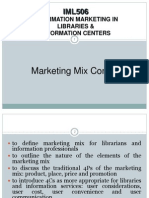 Chapter 2 - Marketing Mix 4P's