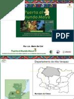 Puerta Al Mundo Maya Resumen