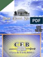 96 - Estudo Panorâmico da Bíblia (O Livro de Habacuque)
