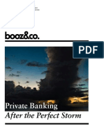 Booz Private Banking After the Perfect Storm