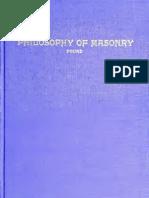 Philosophy of Freemasonry Roscoe Pound